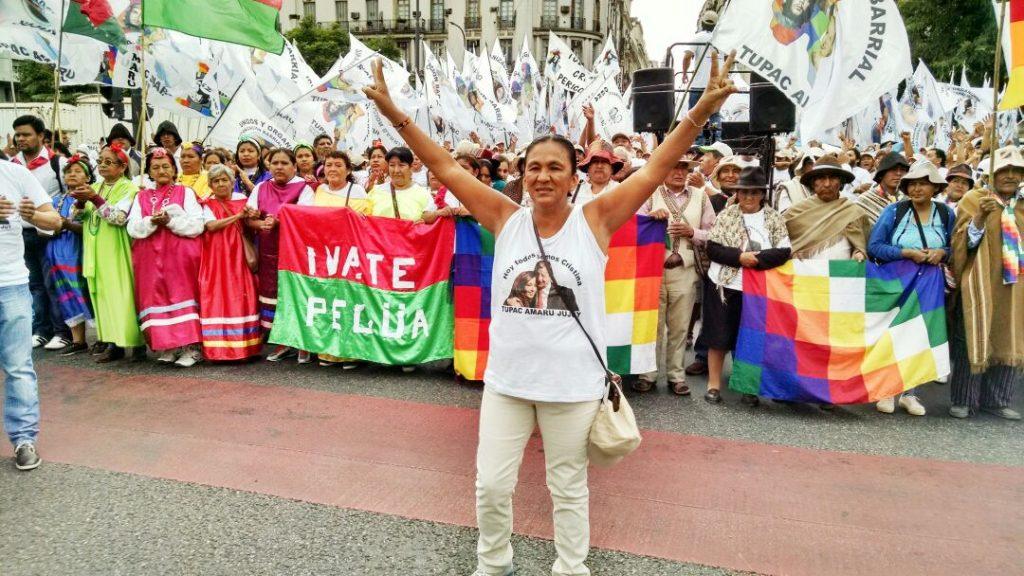 Argentina: finalmente conceden prisión domiciliaria para Milagro Sala