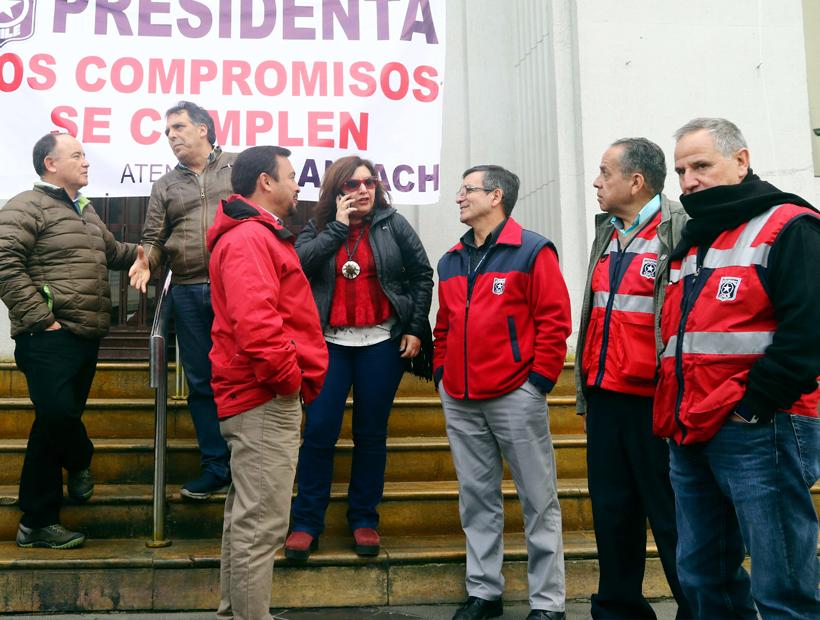 Trabajadores de Aduanas inician movilizaciones ante incumplimiento de acuerdos por parte del Gobierno