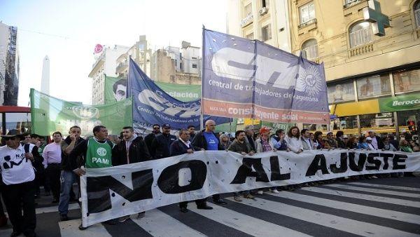 Argentina: según informe, un tercio de la población trasandina es pobre