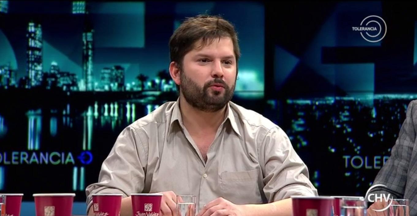 """Boric tras la tomenta: """"Falta democracia en el Frente Amplio"""""""