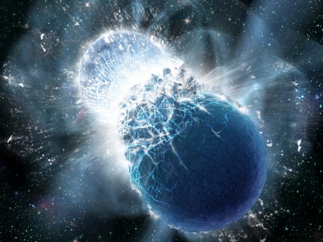 Científicos habrían detectado un nuevo tipo de onda gravitacional