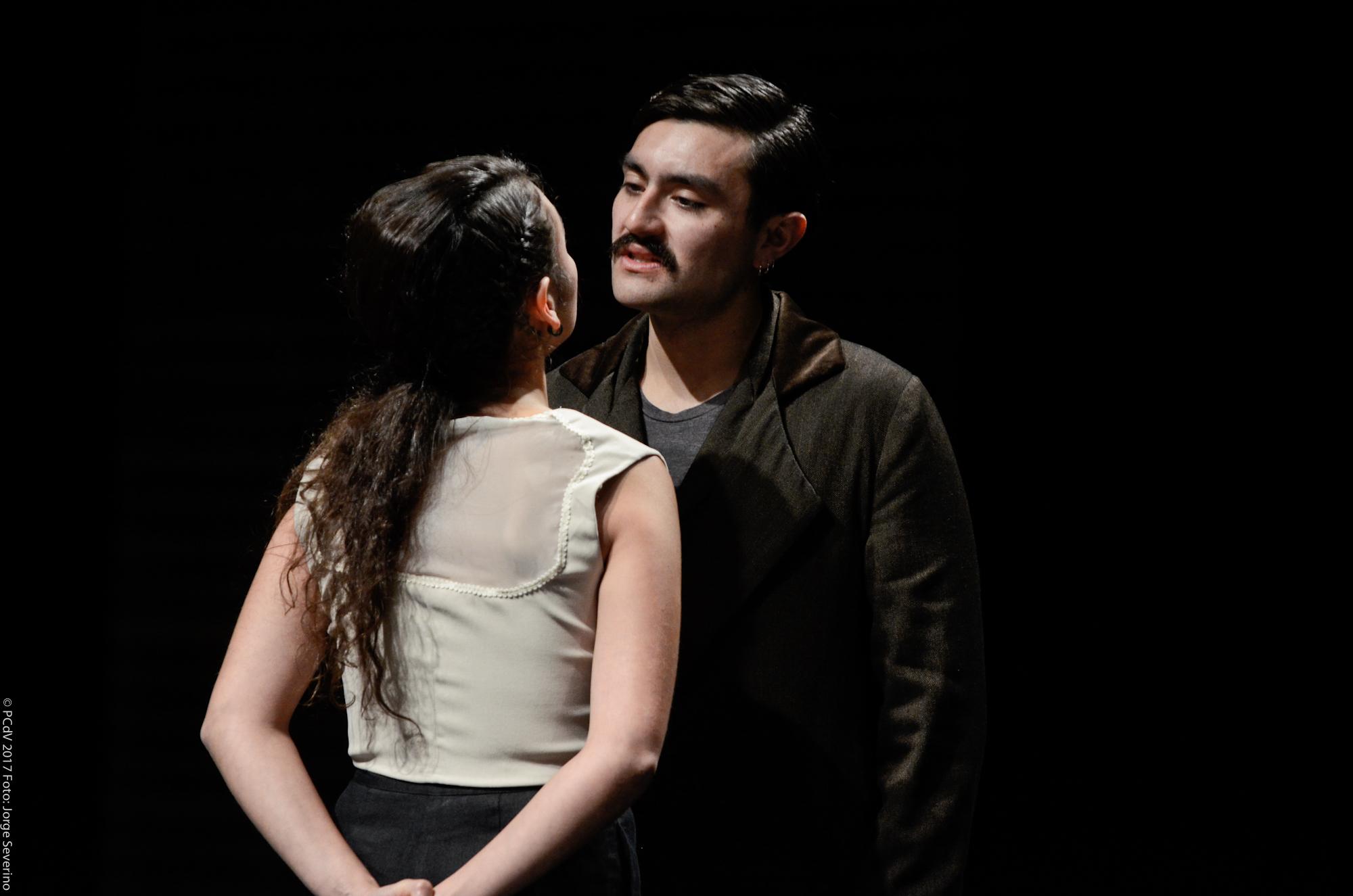 Obras de Coquimbo y Valparaíso se presentan en Teatro del Puente