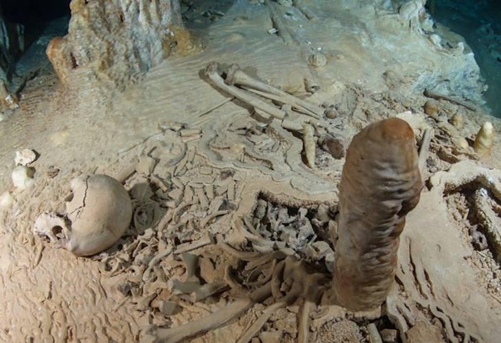 Los primeros humanos llegaron a Mesoamérica hace 13 mil años
