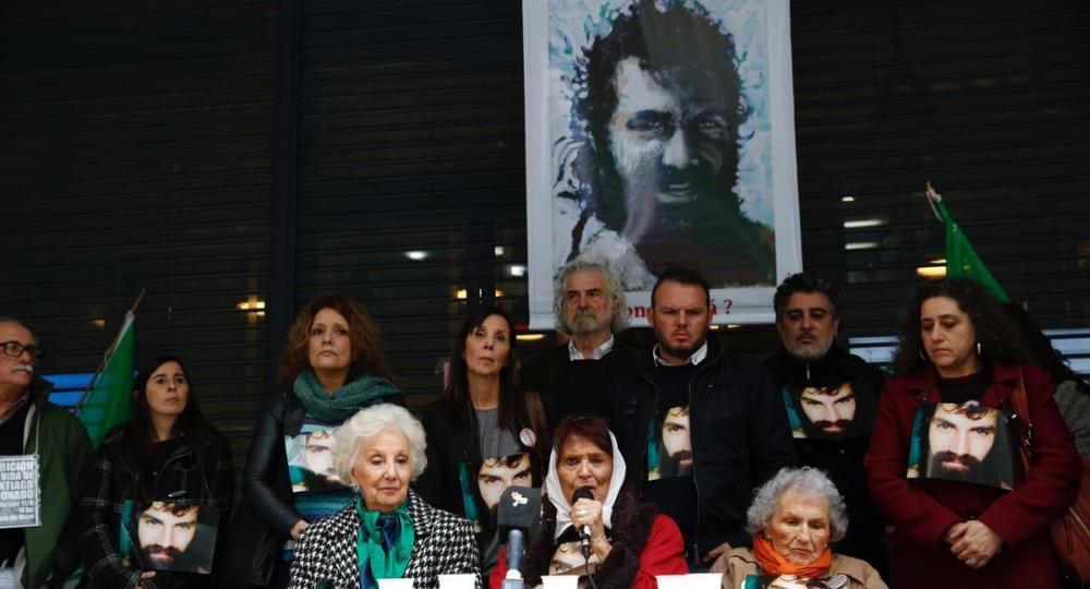 Organismos de DDHH de Argentina calificaron como un «fracaso» la reunión con el Gobierno por Santiago Maldonado