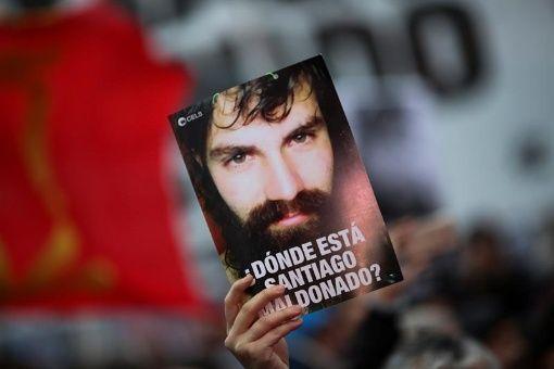 Diputado Teillier solicita a Gobierno pedir información sobre el paradero de Santiago Maldonado
