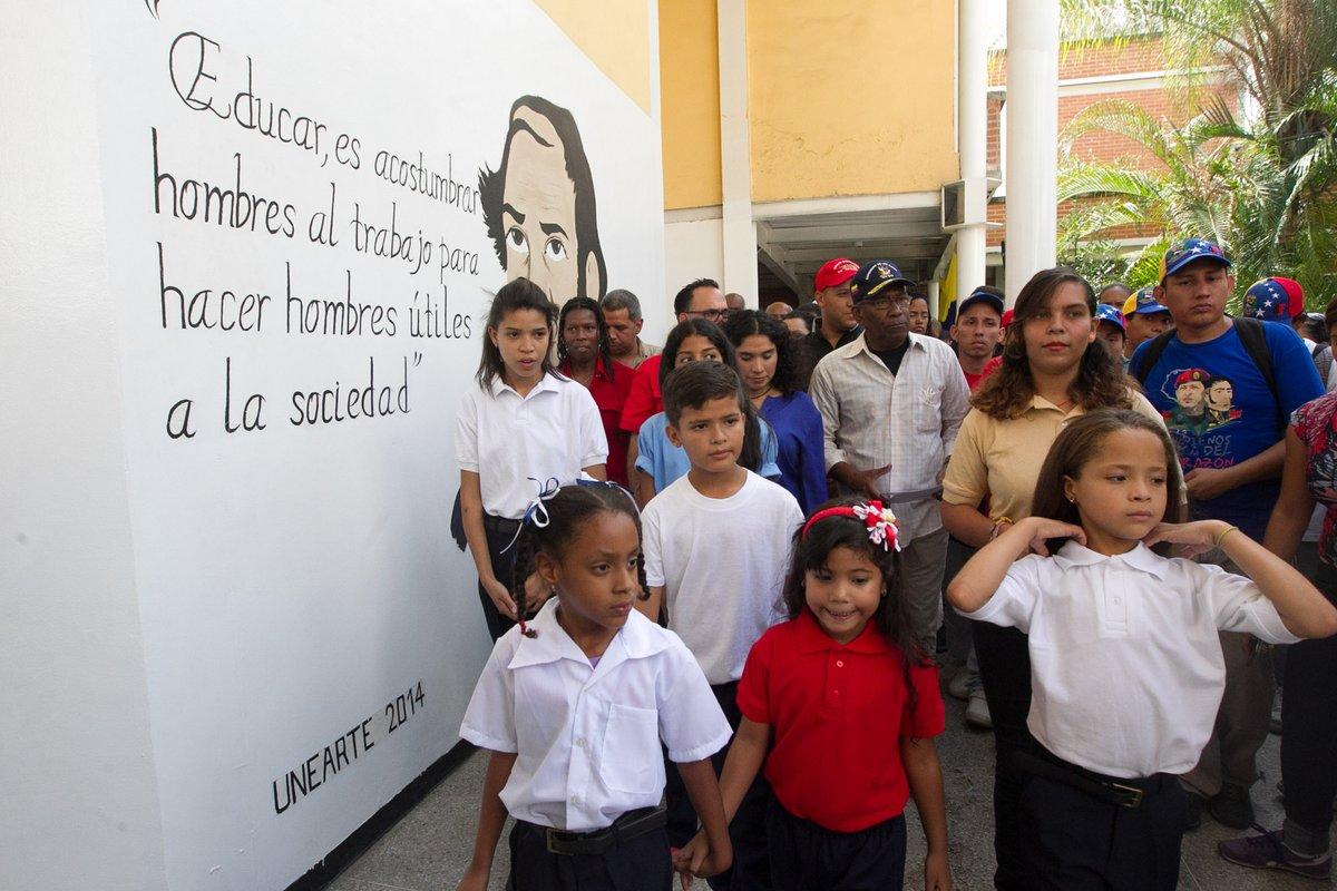 Venezuela: Debate de ley contra el odio se realizará en escuelas y universidades