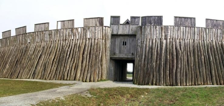 Descubren fortaleza en Dinamarca que revela nuevos datos sobre la historia del los vikingos