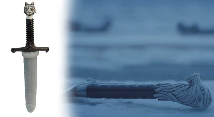 (Video) Este es el juguete sexual inspirado en Game of Thrones que ha enloquecido a l@s fans del show