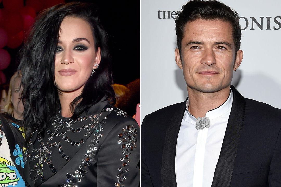 Vuelven a avistar a Katy Perry y Orlando Bloom juntos en sospechosa actitud