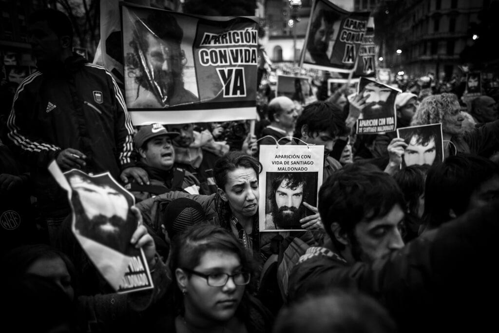 «Que aparezca Santiago: después hablamos del resto»