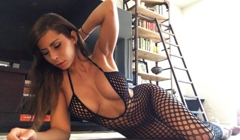 Actriz porno comparte su antes y después tras sobrevivir a terrible accidente
