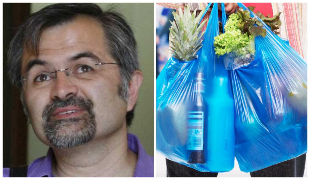"""Rendón por prohibición de bolsas plásticas en zonas costeras: """"Es tan ilógico como despenalizar el aborto sólo en algunos lugares de Chile"""""""