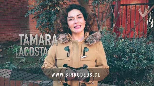 #SinRodeos: La campaña que reúne a rostros de televisión en contra del rodeo