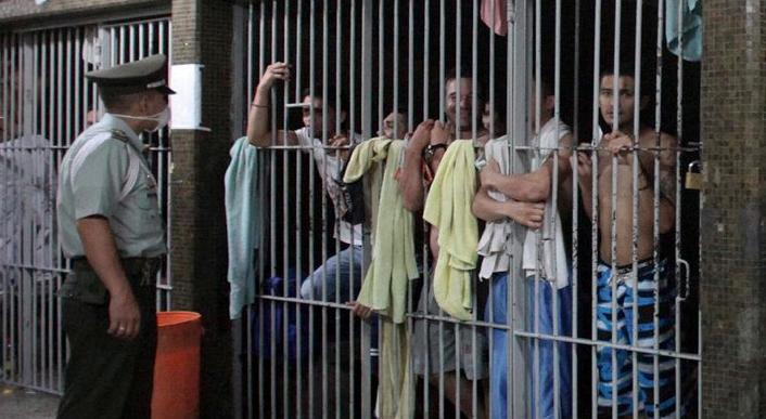 Preocupante brote de sarna y tuberculosis en cárcel de Valparaíso