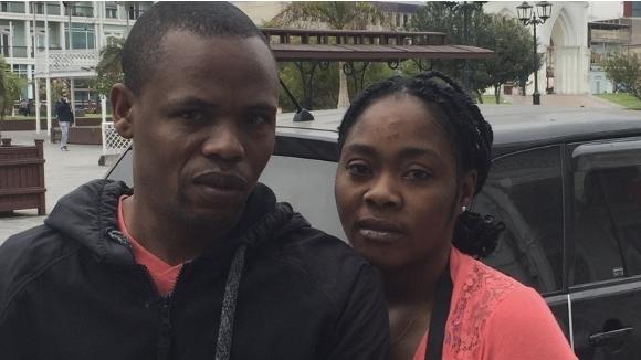 Mujer haitiana con cuatro meses de embarazo está cerca de ser deportada de Chile