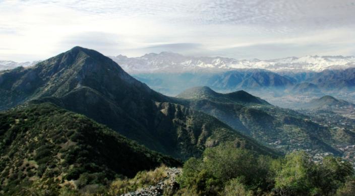 Cierran acceso al cerro Manquehue por fallo de la Corte Suprema