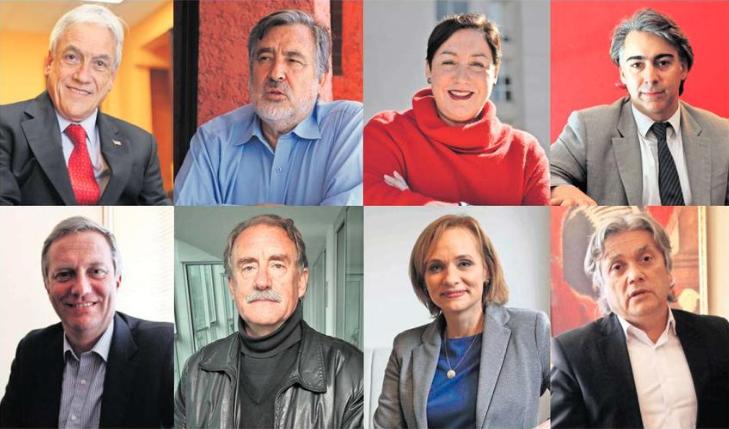 Este jueves se verán las caras los candidatos en primer debate presidencial