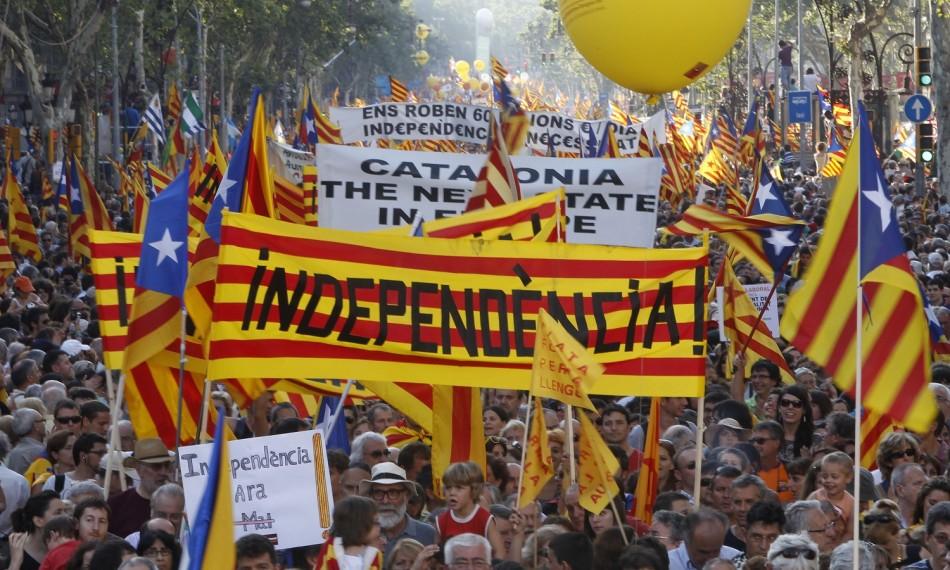 España: Tribunal Constitucional declara nula la independencia de Cataluña