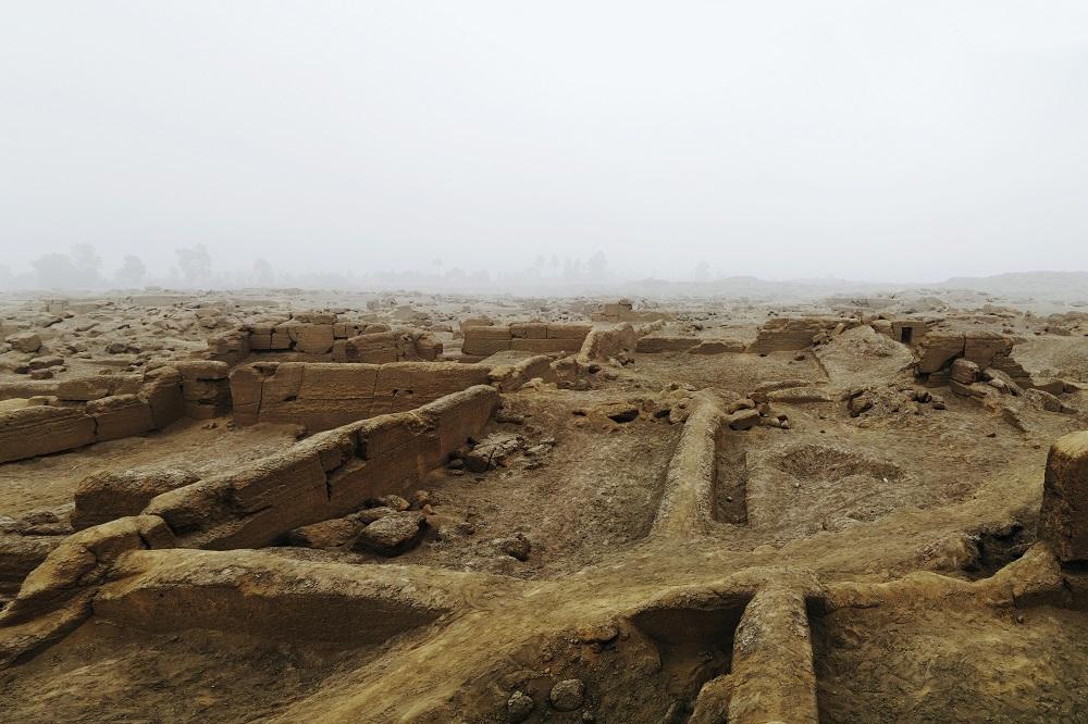 Fotógrafa chilena registra abandono de sitios arqueológicos en Perú