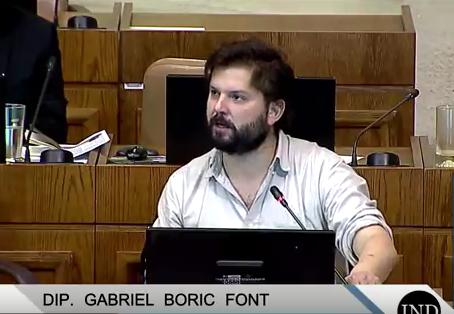 Boric y la derrota de Guillier: «No bastaba el 'anti-Piñera'»