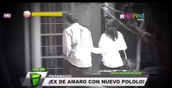 Ex novia de Amaro Gómez-Pablos ya lo habría olvidado y esta sería su nueva conquista