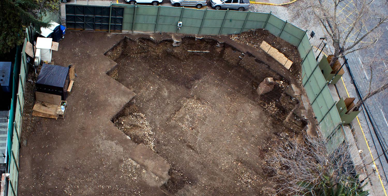 Uno de los cementerios indígenas más grandes de Chile central fue encontrado en excavación del Metro