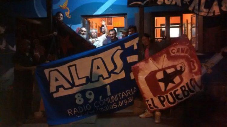Radio Comunitaria FM ALAS de El Bolsón necesita una casa