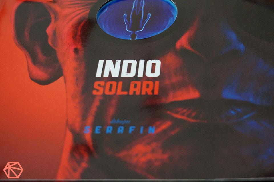 Escenas del delito americano: el libro debut del Indio Solari