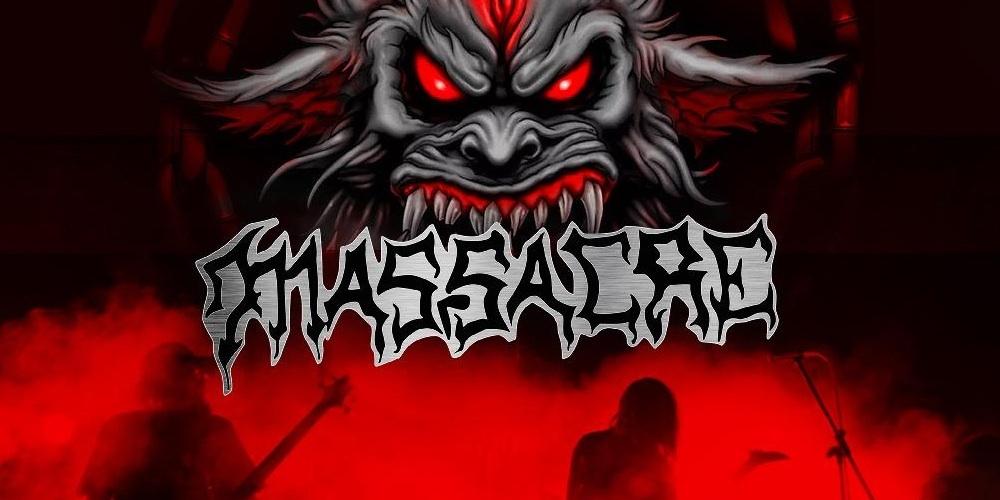 """Massacre celebra el libro """"Massacre: 30 años de Thrash Metal"""" en el Centro Cultural de España"""
