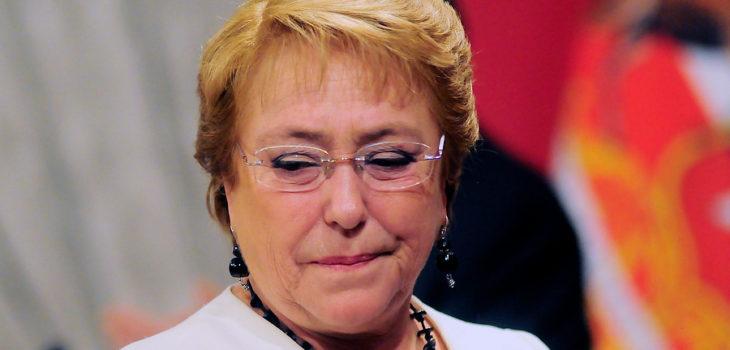 Los viajes que complican a Bachelet