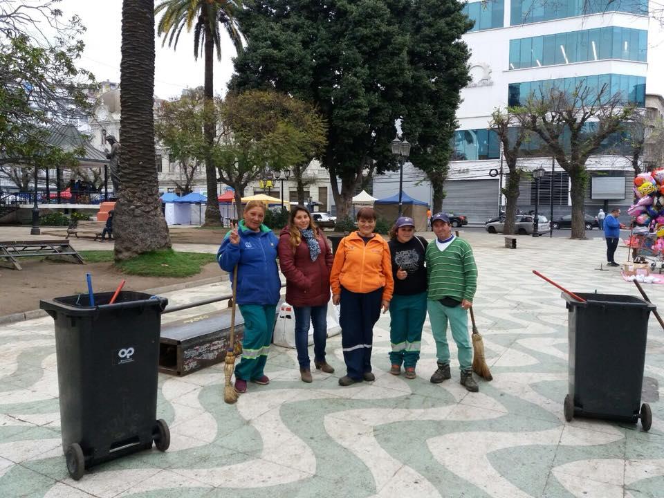 Cámara de Diputados aprueba proyecto que busca mejorar sueldos de recolectores de basura