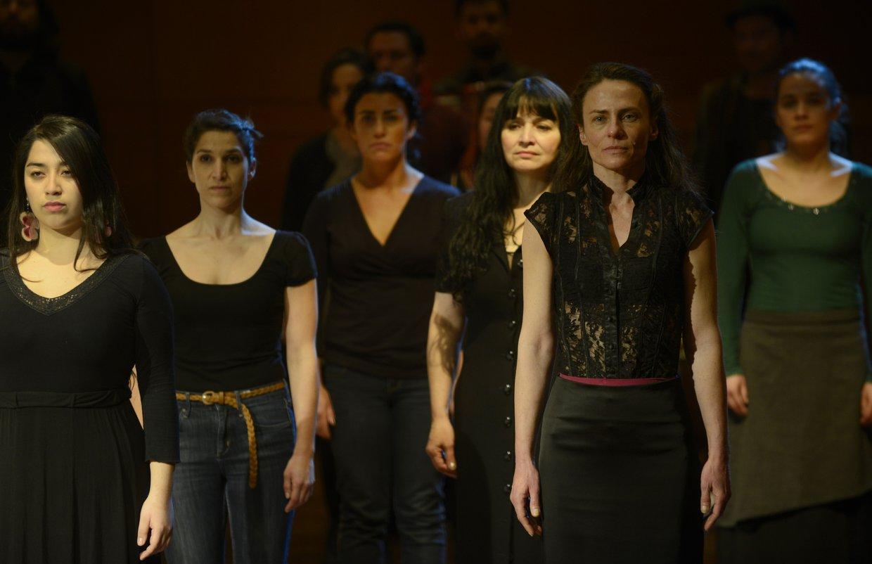 Aclamada obra sobre Víctor Jara se presenta en el Teatro Nacional Chileno