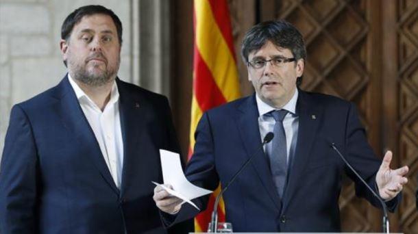 Cataluña: Supremo de Justicia de España retira orden de detención a Puigdemont