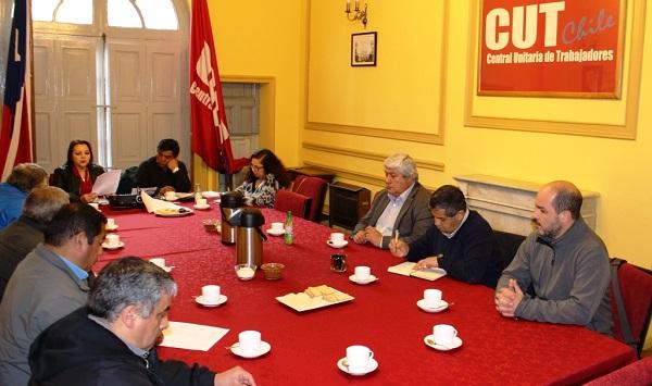 ANEF y Mesa del Sector Público acuerdan movilizaciones ante nula respuesta del Gobierno