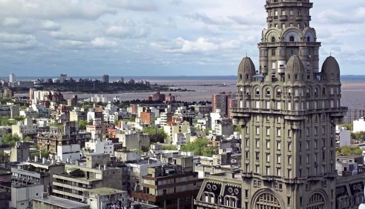 Montevideo, ciudad ideal para vivir y para invertir