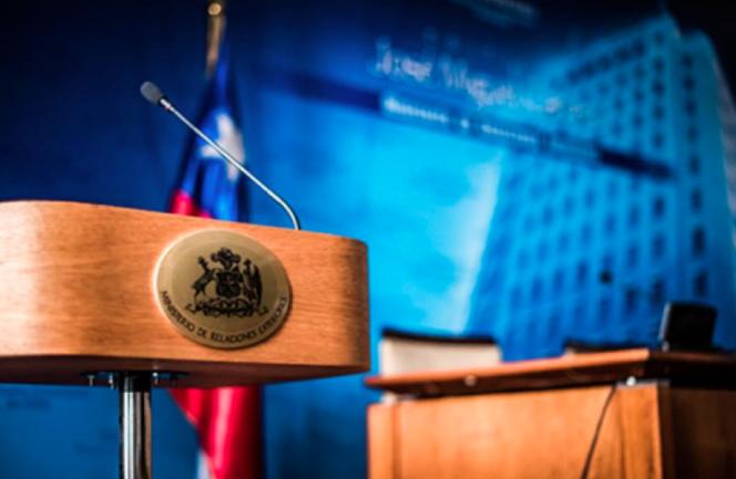 """Gobierno de Chile manifestó """"su apoyo al Estado de Derecho, al orden democrático y la unidad de España"""""""