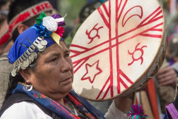 """Organismo internacional advierte que el Estado usa Ley Antiterrorista """"para perseguir a defensores del Pueblo Mapuche"""""""