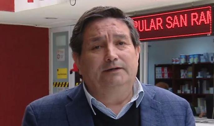Alcalde de San Ramón renuncia al PS por redes del narcotráfico en el municipio