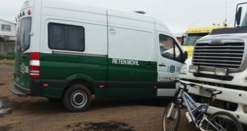 Investigan muerte por atropello en Bulnes: hombre se habría quedado dormido debajo de camión
