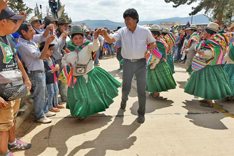 Bolivia: según el Banco Mundial, es uno de los países que más ha reducido la desigualdad salarial