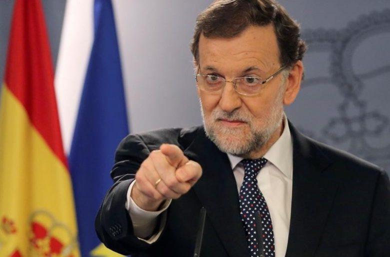 Rajoy tras perder las elecciones en Cataluña: «No aceptaré que se salte la Constitución Española»