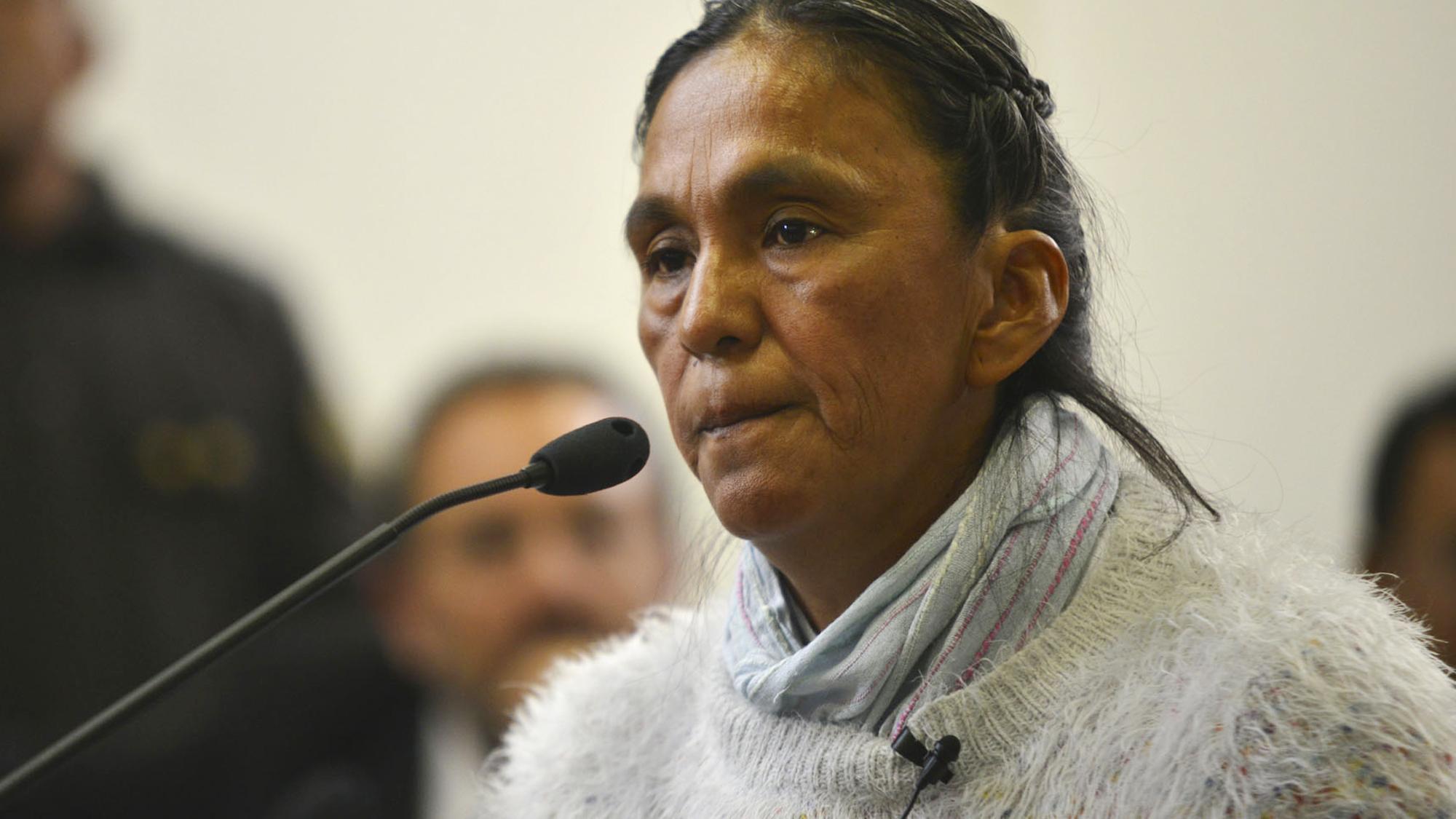 Argentina: tras cumplirse dos años, Milagro Sala afirma que «Macri es el principal responsable» de su detención