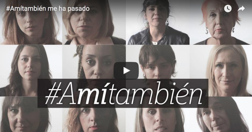#AMiTambién: la estremecedora campaña en redes sociales contra el acoso sexual