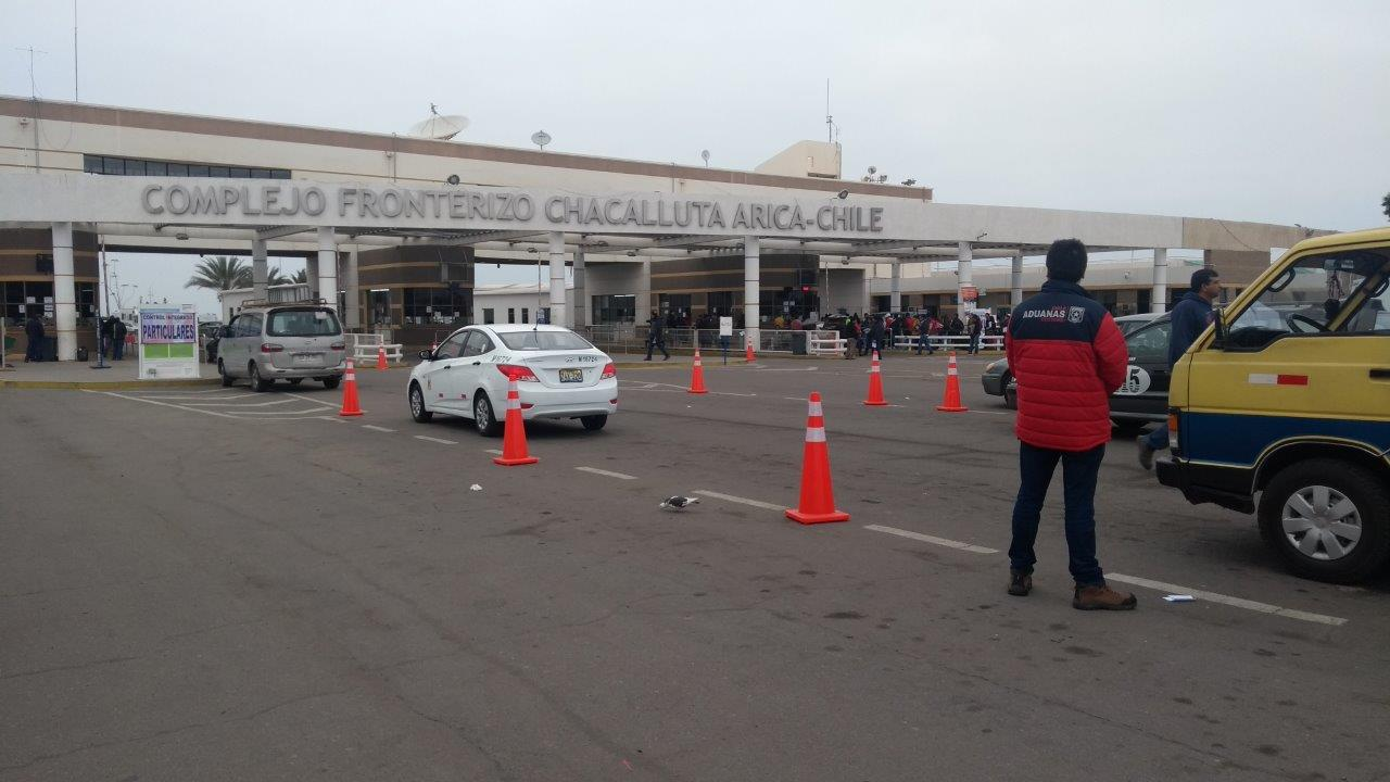 Corte de Arica acoge recurso de amparo y deja sin efecto expulsión de 26 ciudadanos extranjeros
