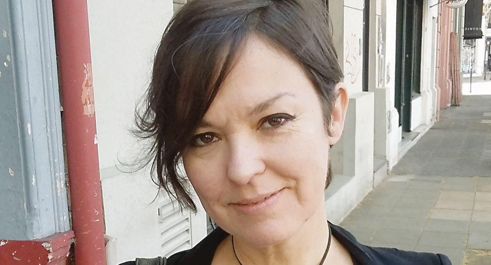 """Fernanda García Lao, escritora argentina: """"La peor máquina somos los humanos"""""""