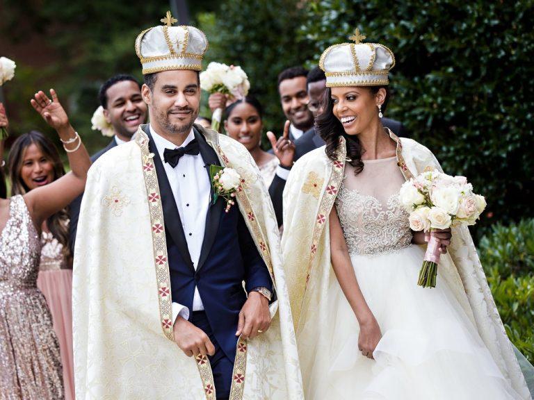 De película: Ocultó que era un rico príncipe y se casaron después de 12 años de relación (+Fotos)