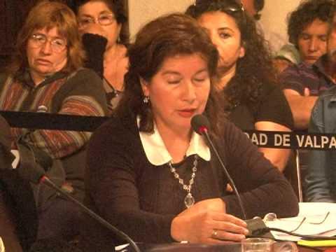 """Valparaíso: Funcionarios municipales anuncian querella contra concejala que los llamó """"corruptos"""""""