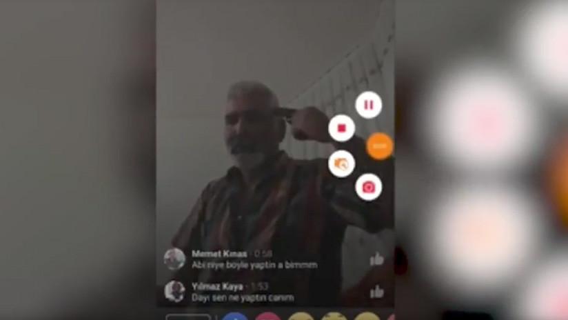 Hombre se suicida por Facebook Live porque la hija se casó sin su permiso