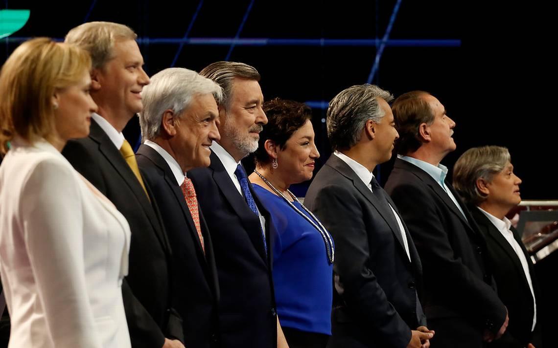 Financiamiento de campañas: El exitismo de Piñera, el freno de Guillier y el coraje de ME-O