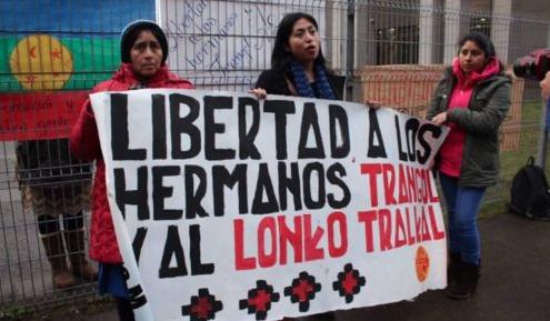 Caso Iglesia: Hermanos Trangol deponen huelga de hambre y esperan cambio en medida cautelar